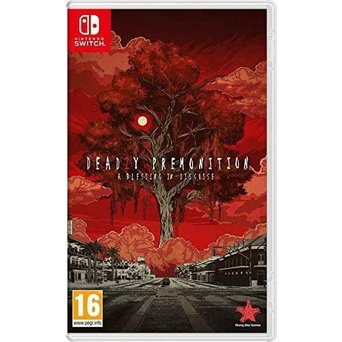 Deadly Premonition 2 A Blessing in Disguise Nintendo Switch Game